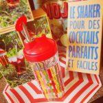 Shaker à cocktails Cookut LE RETOUR!