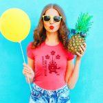 T-shirt Hé! la créativité notre avenir