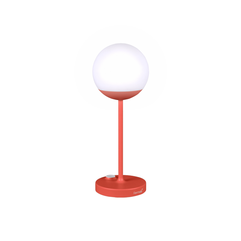 Lampe MOOON capucine