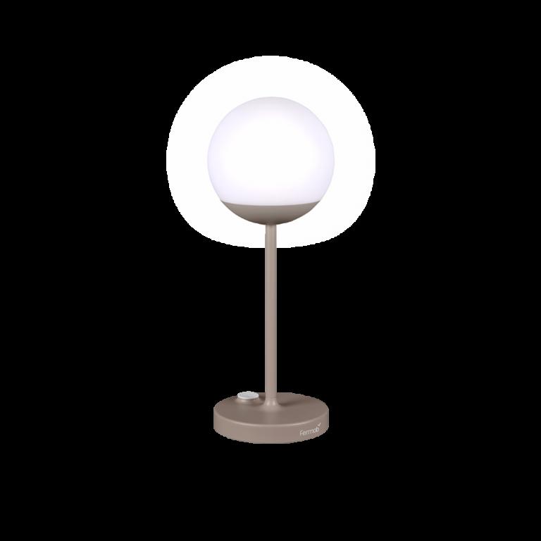 Lampe MOOON muscade