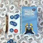 Le jeu Pigeon-Pigeon 1 et 2