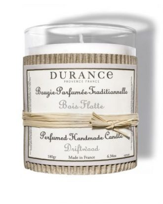 Bougie parfumée bois flotté