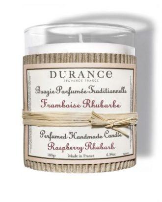Bougie parfumée Framboise Rhubarbe