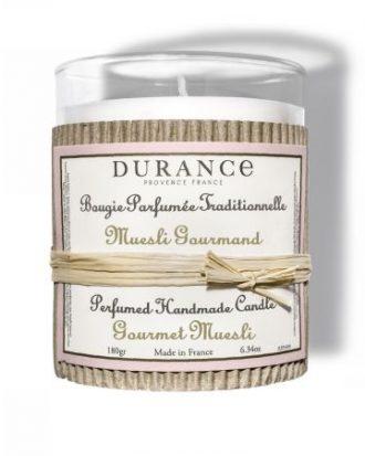 Bougie parfumée Muesli Gourmand