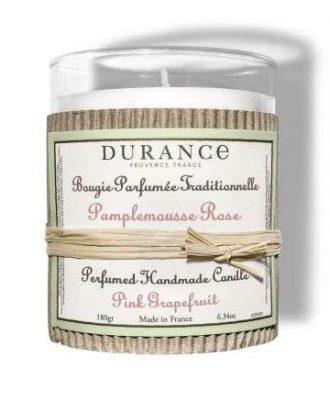 Bougie parfumée Pamplemousse rose