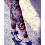 Les leggings Marie Antoilette