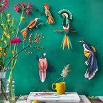 oiseaux 3D Studio Roof