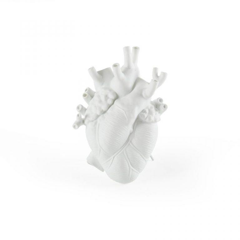 Vase coeur Seletti